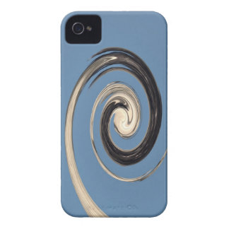 Nelsons Swirl iPhone 4 Cover