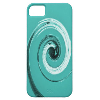 Nelsons Twirl Light Blue iPhone 5 Covers