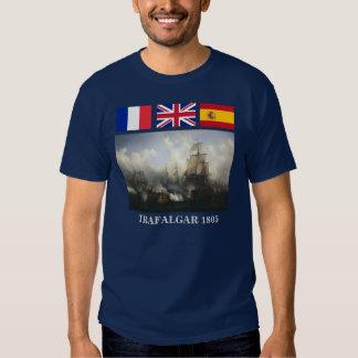 Nelson's victory at Trafalgar T-shirt