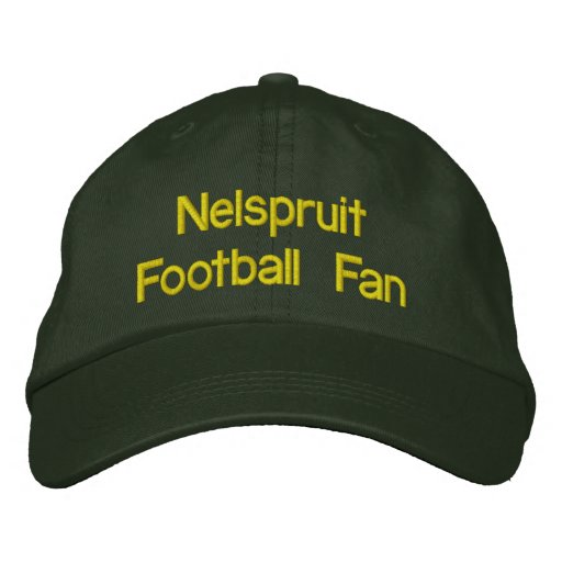 Nelspruit Football Fan cap for Nellies fans Embroidered Baseball Caps