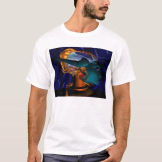 NEMES / HYPER ANDROID PORTRAIT T-Shirt
