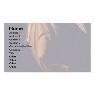 Nemesis By Rethel Alfred Double-Sided Standard Business Cards (Pack Of 100)