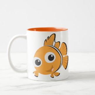 Nemo 1 Two-Tone coffee mug