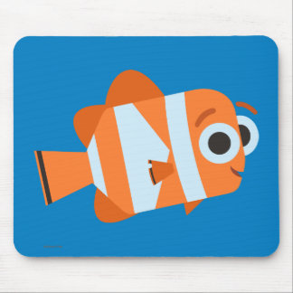Nemo | Chart Your Own Adventure Mouse Pad