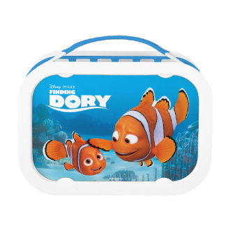 Nemo & Marlin Lunch Boxes
