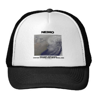 Nemo Record Breaking Winter Storm For New England Cap