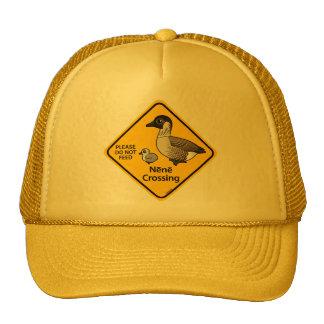 Nene Crossing Mesh Hat