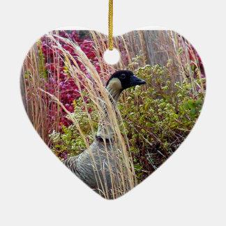 Nene Goose Christmas Ornament