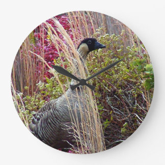 Nene Goose Wall Clocks