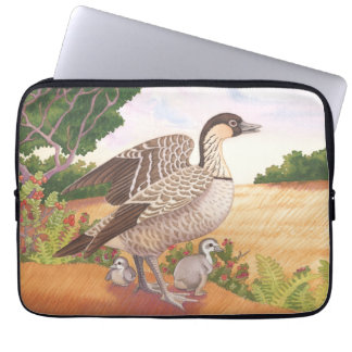 Nene (Hawaiian Goose) Laptop Sleeve