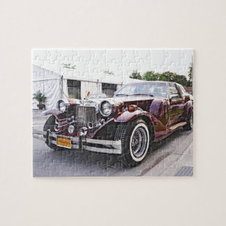 Neo-Classic Zimmer Sports Coupe Jigsaw Puzzle