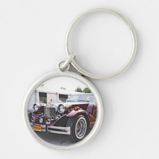 Neo-Classic Zimmer Sports Coupe Keychains
