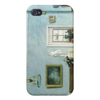 Neo-Classical Interior, c.1820 Case For iPhone 4