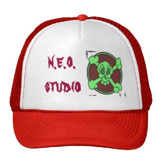 neo cross bones cap