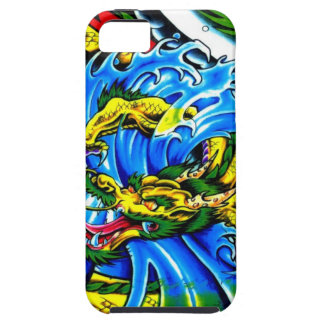 Neo Jap Dragon Tattoo Case For The iPhone 5