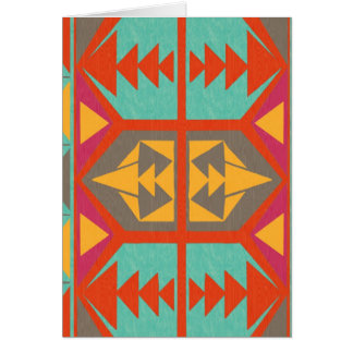 Neo Native Tribal Card