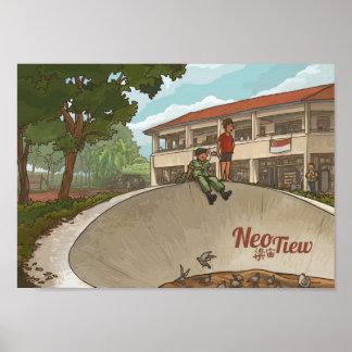 Neo Tiew | Singapura Images Poster