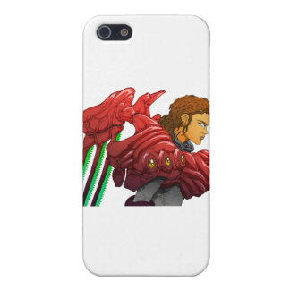 Neo Valkyrie w/ Vision Armor iPhone 5/5S Cases