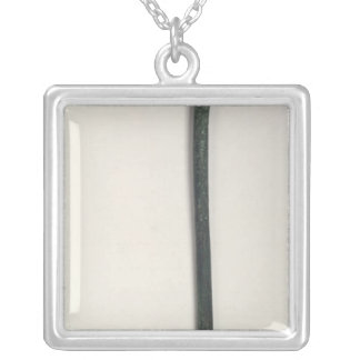Neolithic axe, 2000-1800 BC Square Pendant Necklace
