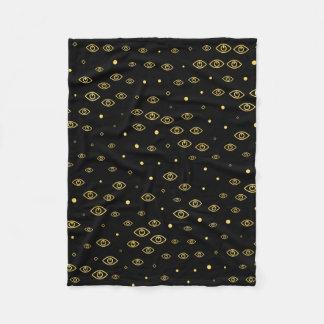 Neolution Gold - Orphan Black Fleece Blanket