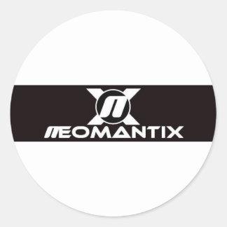 Neomantix Stickers