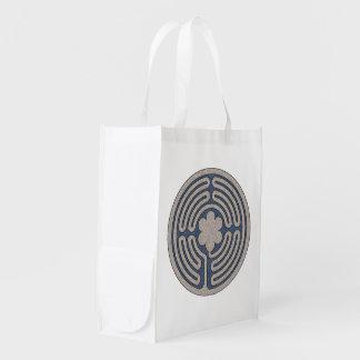 NeoMedieval Labyrinth Reusable Bag