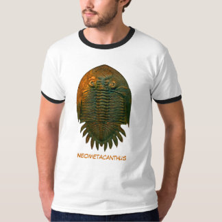 Neometacanthus Fossil Trilobite T-shirts