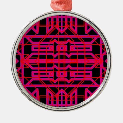 Neon Aeon 6 Ornaments