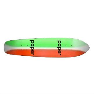 neon_blank_decks paper paper skate board