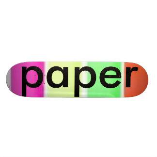 neon_blank_decks paper skate decks