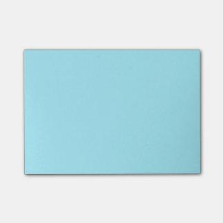 Neon Blue color Post-it® Notes