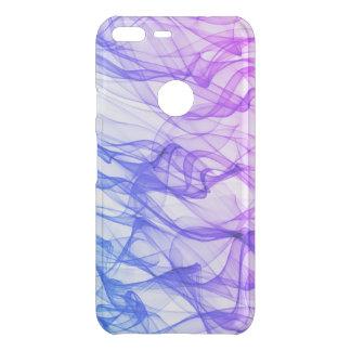 Neon Blue Purple Digital Pattern - COOL Uncommon Google Pixel XL Case