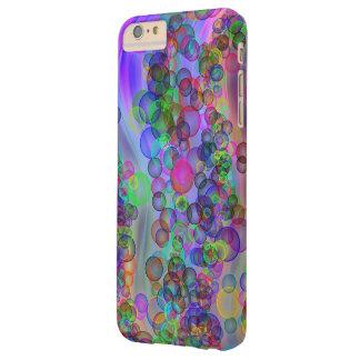 Neon Bubbles iPhone Case 7
