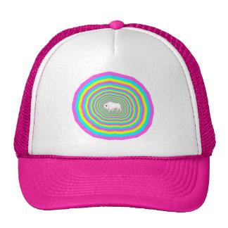 Neon Buffalo Cap