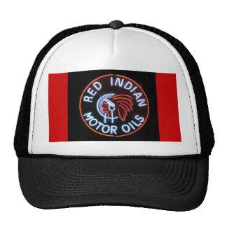 neon cap hat