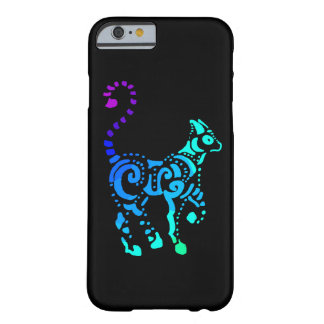 Neon Cat iPhone 6/6s Barely There iPhone 6 Case