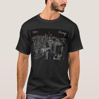 Neon Chicago T-Shirt