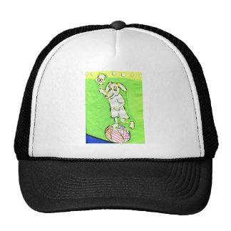 Neon Circus Hat