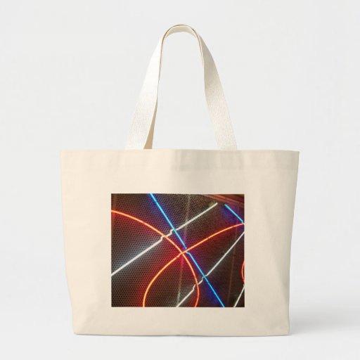 Neon - CricketDiane Art & Photography Jumbo Tote Bag
