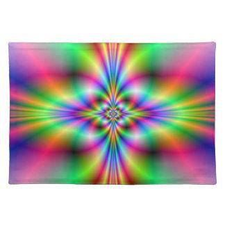 Neon Cross American MoJo Placemats