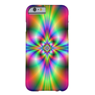 Neon Cross iPhone 6 case