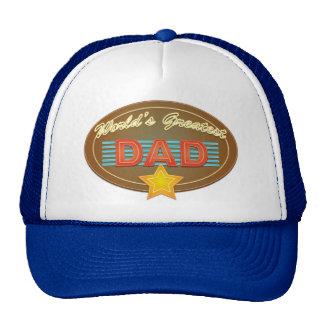 Neon Dad Cap