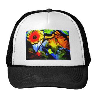 Neon Daffodils Trucker Hats