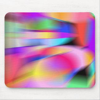 Neon Dazzle Mousepad
