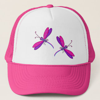 Neon Dragonfly hat
