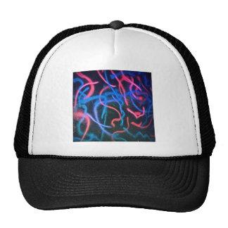 neon dreams trucker hat