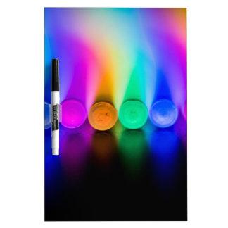 Neon Dry Erase Board