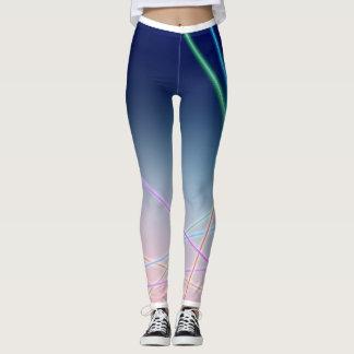 Neon Dusk Leggings
