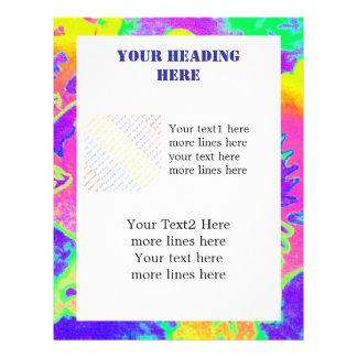 Neon Fantasy custom Personalized Flyer
