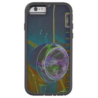 Neon Firetruck Design Tough Xtreme iPhone 6 Case